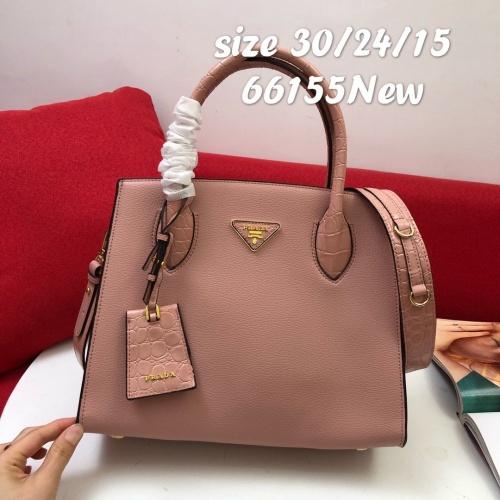 Prada AAA Quality Handbags For Women #852186
