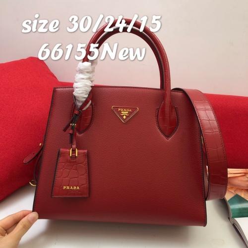 Prada AAA Quality Handbags For Women #852188