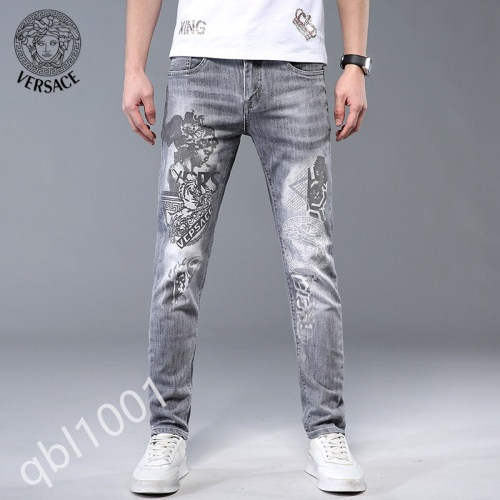 Versace Jeans For Men #852190 $48.00 USD, Wholesale Replica Versace Jeans