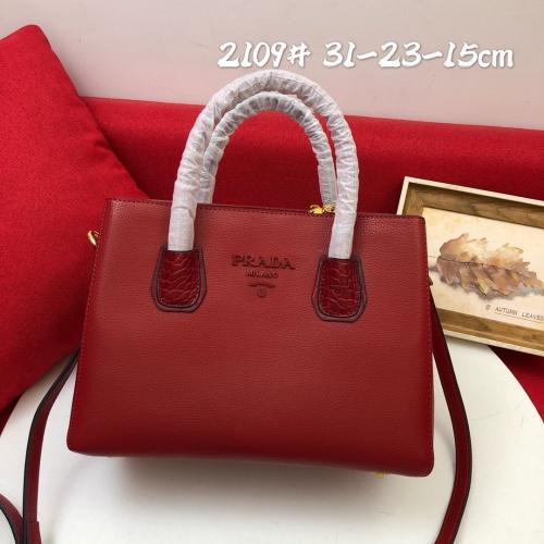 Prada AAA Quality Handbags For Women #852201