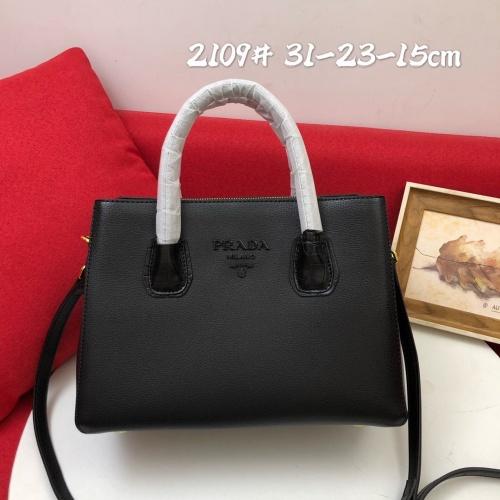 Prada AAA Quality Handbags For Women #852202
