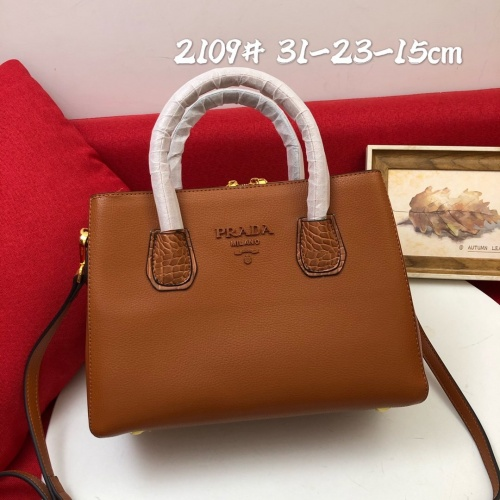 Prada AAA Quality Handbags For Women #852204