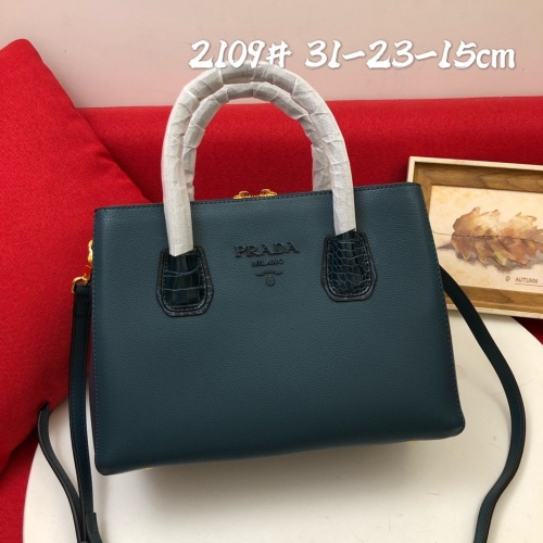 Prada AAA Quality Handbags For Women #852206