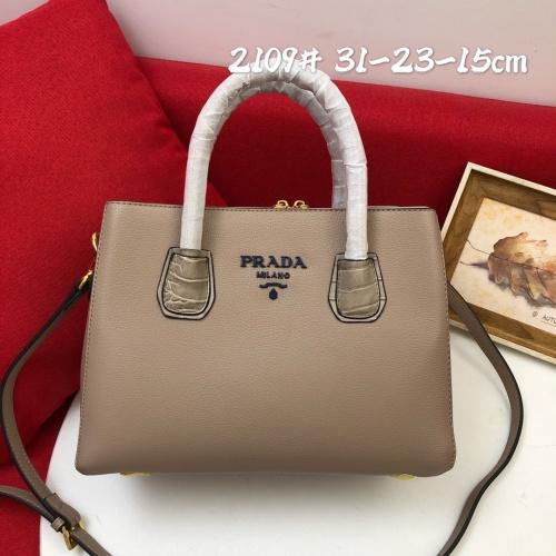 Prada AAA Quality Handbags For Women #852210