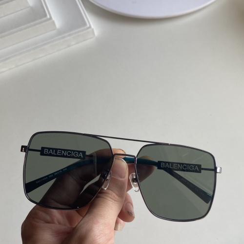 Balenciaga AAA Quality Sunglasses #852211