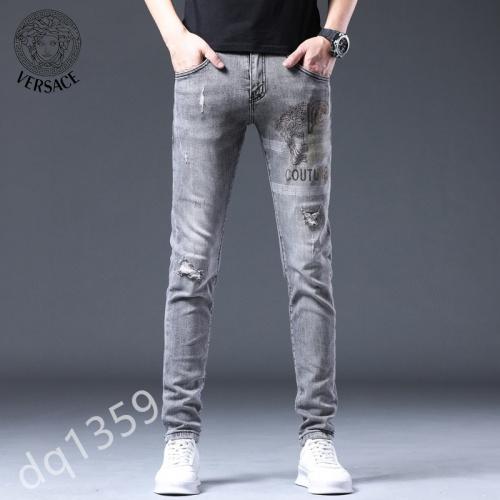 Versace Jeans For Men #852213 $48.00 USD, Wholesale Replica Versace Jeans