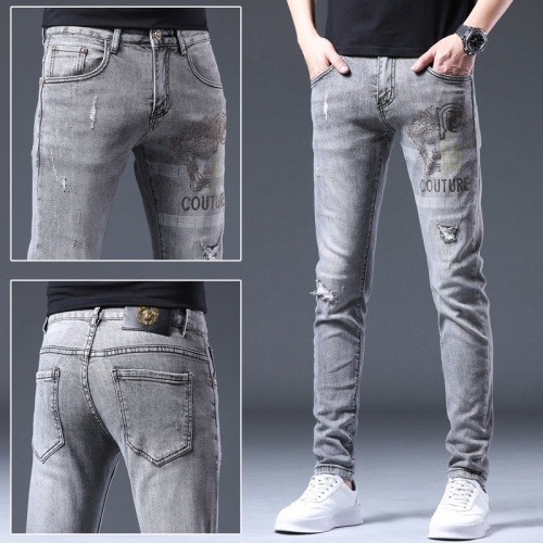 Replica Versace Jeans For Men #852213 $48.00 USD for Wholesale