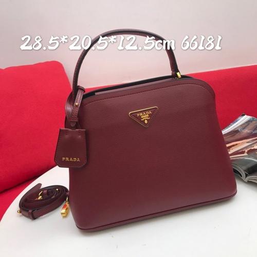 Prada AAA Quality Handbags For Women #852216