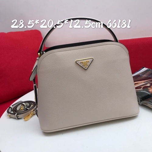 Prada AAA Quality Handbags For Women #852217