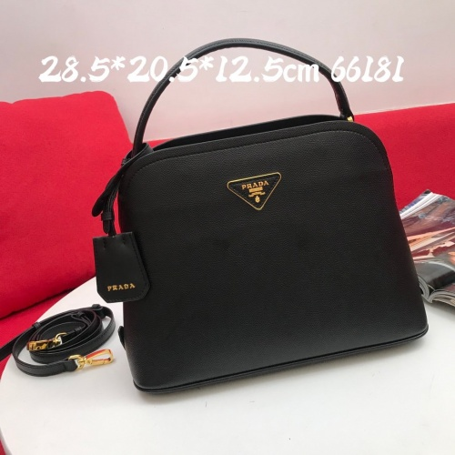 Prada AAA Quality Handbags For Women #852218