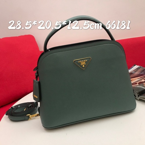 Prada AAA Quality Handbags For Women #852220