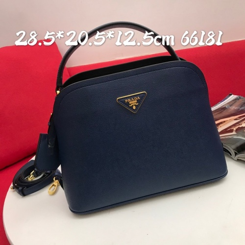 Prada AAA Quality Handbags For Women #852221