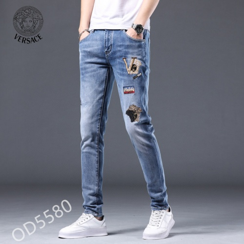 Replica Versace Jeans For Men #852234 $48.00 USD for Wholesale