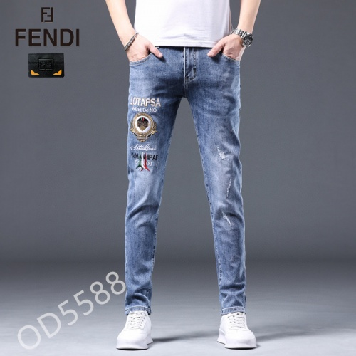Fendi Jeans For Men #852244