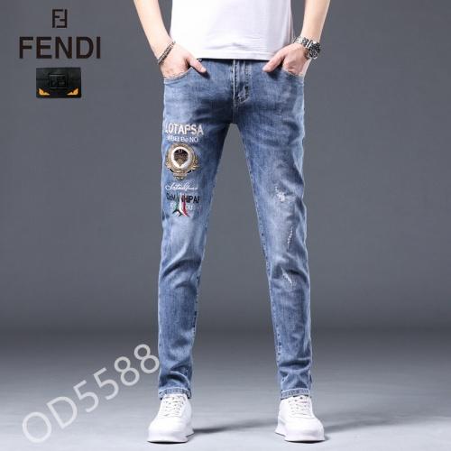Fendi Jeans For Men #852244