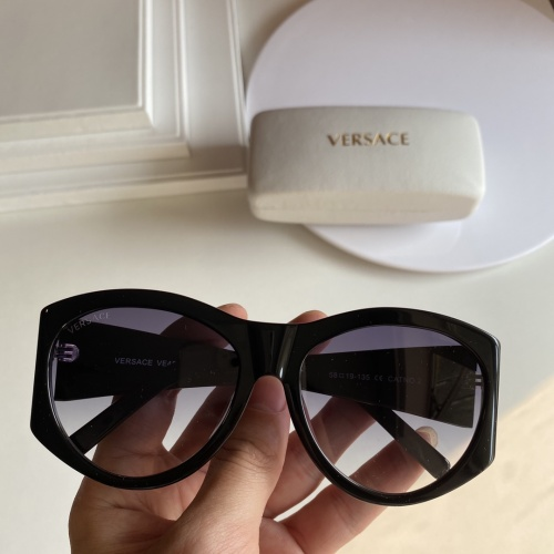 Versace AAA Quality Sunglasses #852245
