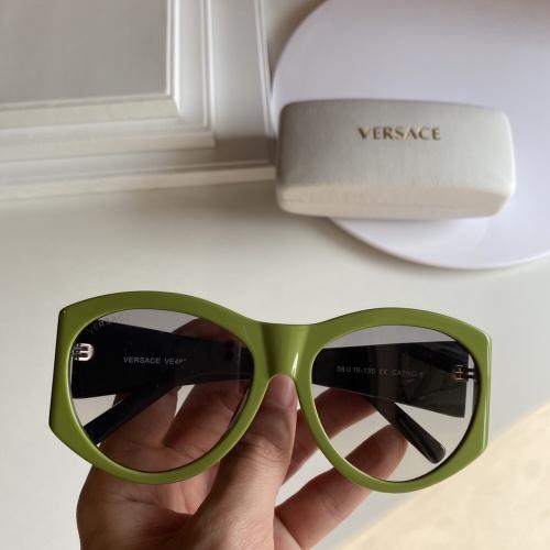 Versace AAA Quality Sunglasses #852249