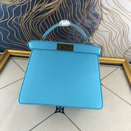 Replica Fendi AAA Quality Handbags For Women #852250 $132.00 USD for Wholesale