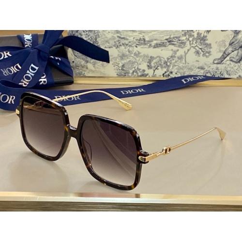 Christian Dior AAA Quality Sunglasses #852257