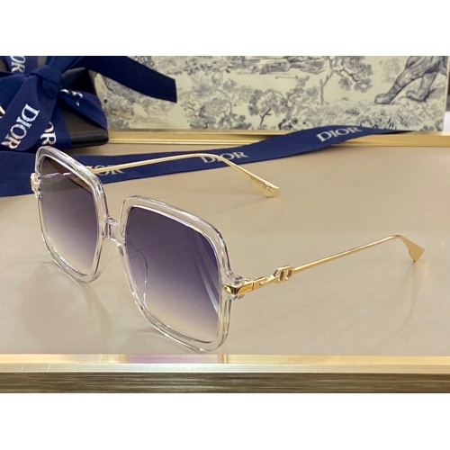 Christian Dior AAA Quality Sunglasses #852258