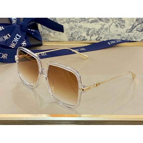 Christian Dior AAA Quality Sunglasses #852259