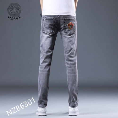 Versace Jeans For Men #852262 $48.00 USD, Wholesale Replica Versace Jeans