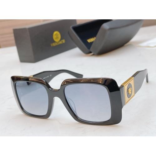 Versace AAA Quality Sunglasses #852283