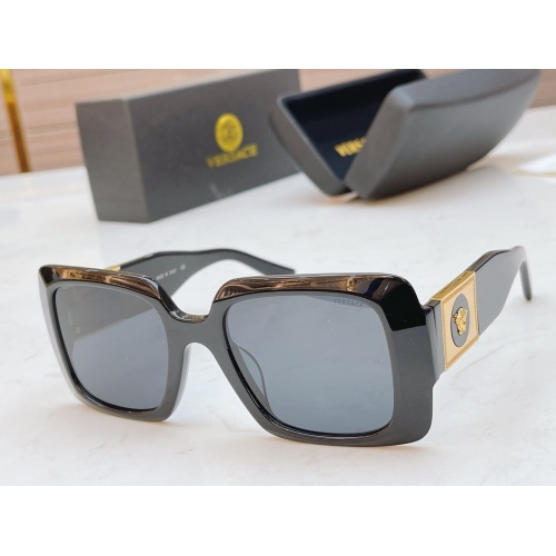 Versace AAA Quality Sunglasses #852284