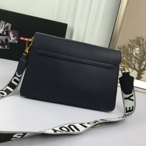 Replica Prada AAA Quality Messeger Bags For Women #852315 $100.00 USD for Wholesale