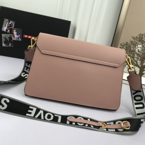 Replica Prada AAA Quality Messeger Bags For Women #852316 $100.00 USD for Wholesale
