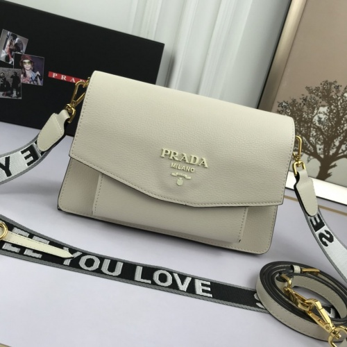 Prada AAA Quality Messeger Bags For Women #852318