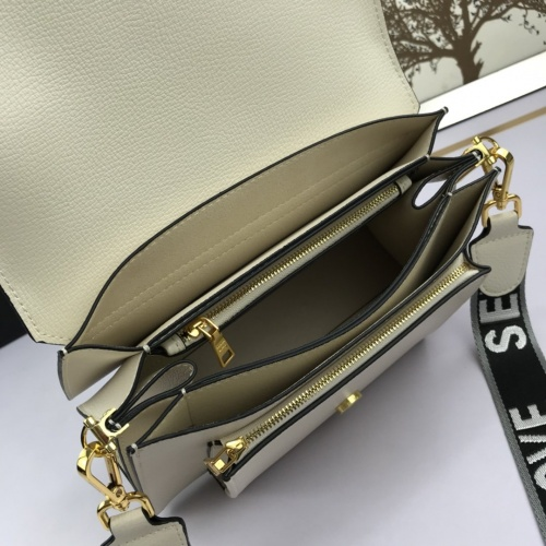 Replica Prada AAA Quality Messeger Bags For Women #852318 $100.00 USD for Wholesale