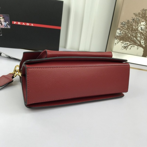 Replica Prada AAA Quality Messeger Bags For Women #852319 $100.00 USD for Wholesale