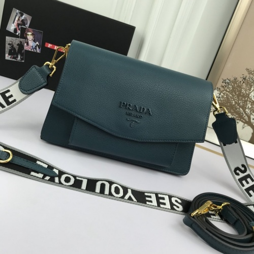 Prada AAA Quality Messeger Bags For Women #852326