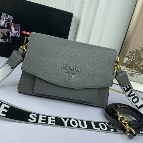 Prada AAA Quality Messeger Bags For Women #852327
