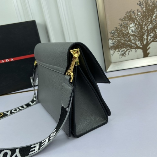 Replica Prada AAA Quality Messeger Bags For Women #852327 $100.00 USD for Wholesale