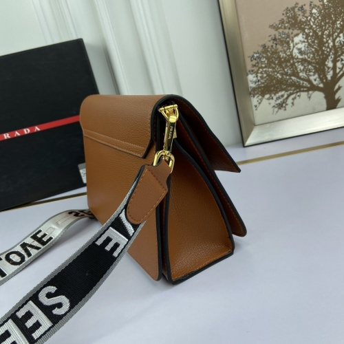 Replica Prada AAA Quality Messeger Bags For Women #852328 $100.00 USD for Wholesale