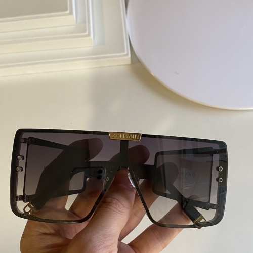 Balmain AAA Quality Sunglasses #852331