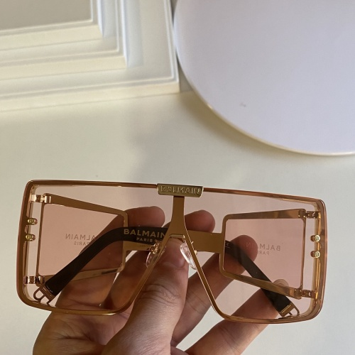 Balmain AAA Quality Sunglasses #852334