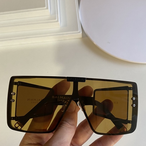 Balmain AAA Quality Sunglasses #852335