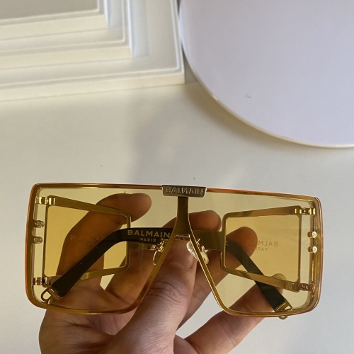 Balmain AAA Quality Sunglasses #852336