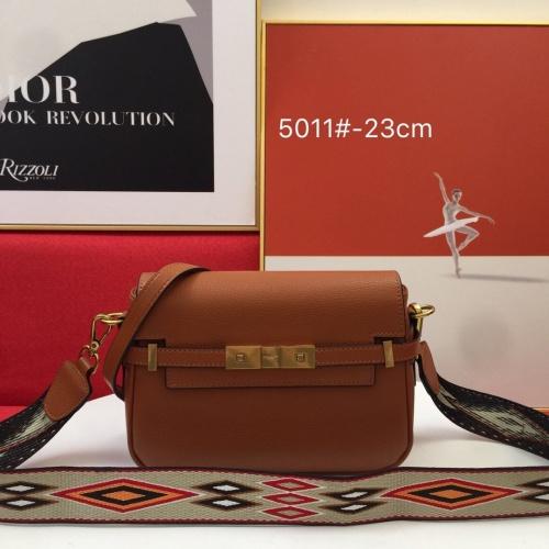 Yves Saint Laurent YSL AAA Messenger Bags For Women #852341 $102.00 USD, Wholesale Replica Yves Saint Laurent YSL AAA Messenger Bags