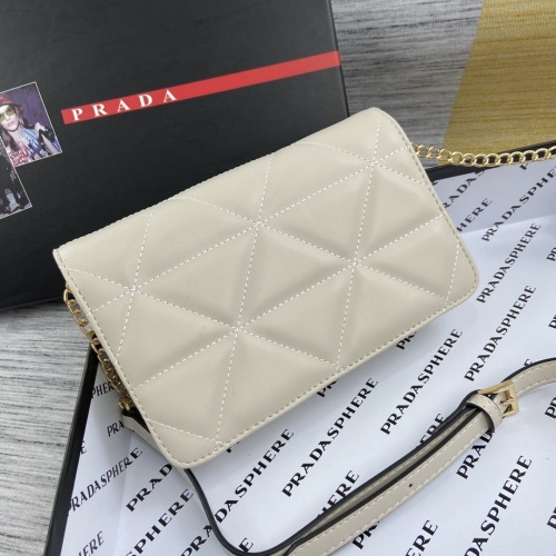 Replica Prada AAA Quality Messeger Bags For Women #852366 $96.00 USD for Wholesale