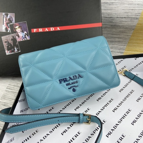 Prada AAA Quality Messeger Bags For Women #852368 $96.00 USD, Wholesale Replica Prada AAA Quality Messeger Bags