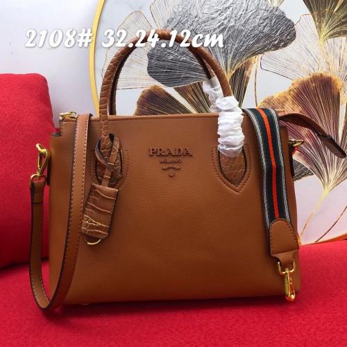 Prada AAA Quality Handbags For Women #852453