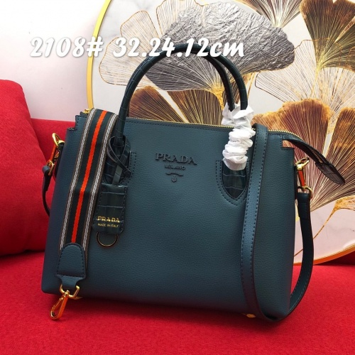 Prada AAA Quality Handbags For Women #852456