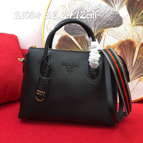 Prada AAA Quality Handbags For Women #852458
