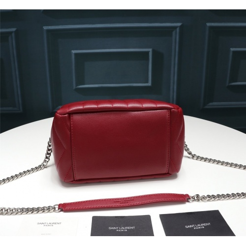 Replica Yves Saint Laurent YSL AAA Messenger Bags #852468 $96.00 USD for Wholesale