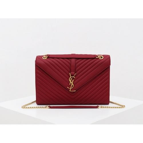 Yves Saint Laurent YSL AAA Messenger Bags #852475 $96.00 USD, Wholesale Replica Yves Saint Laurent YSL AAA Messenger Bags