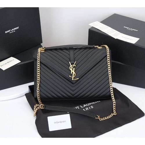 Yves Saint Laurent YSL AAA Messenger Bags #852476 $96.00 USD, Wholesale Replica Yves Saint Laurent YSL AAA Messenger Bags